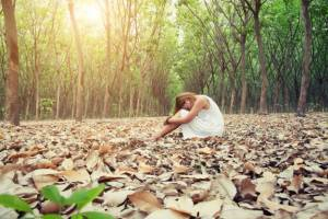 rodzaje depresji Jesienna depresja