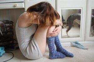 Problemy nastolatków z depresją