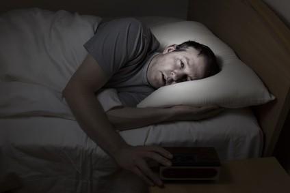 Depresja - zaburzenia snu