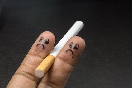 Palenie papierosów to nałóg