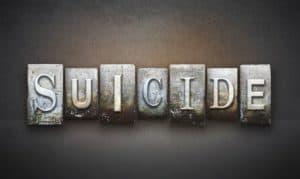 Samobójstwo to często ucieczka od problemów i rzeczywistości