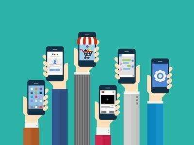 Smartfon - wszyscy jesteśmy fonoholikami