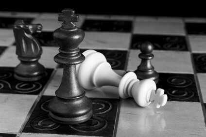 Hazardowy szach-mat - konsekwencje źle podjętej decyzji
