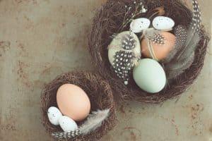 jajka i pisanki